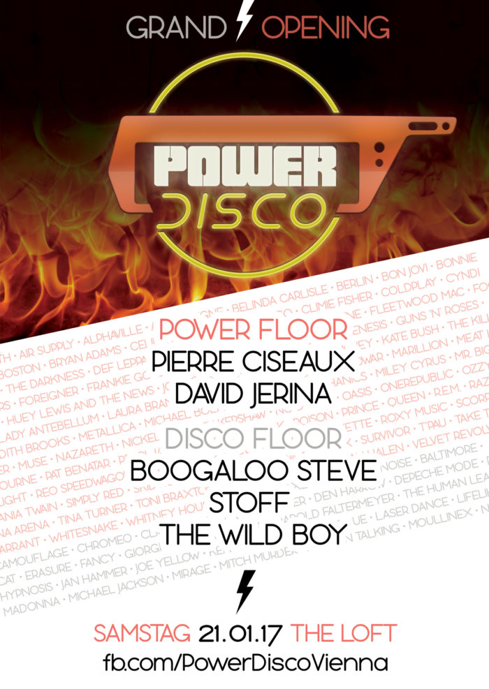 POWER DISCO 1