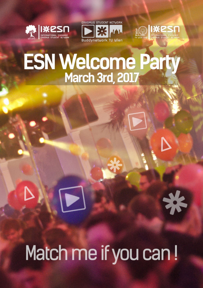 ESN – Welcome Party 1