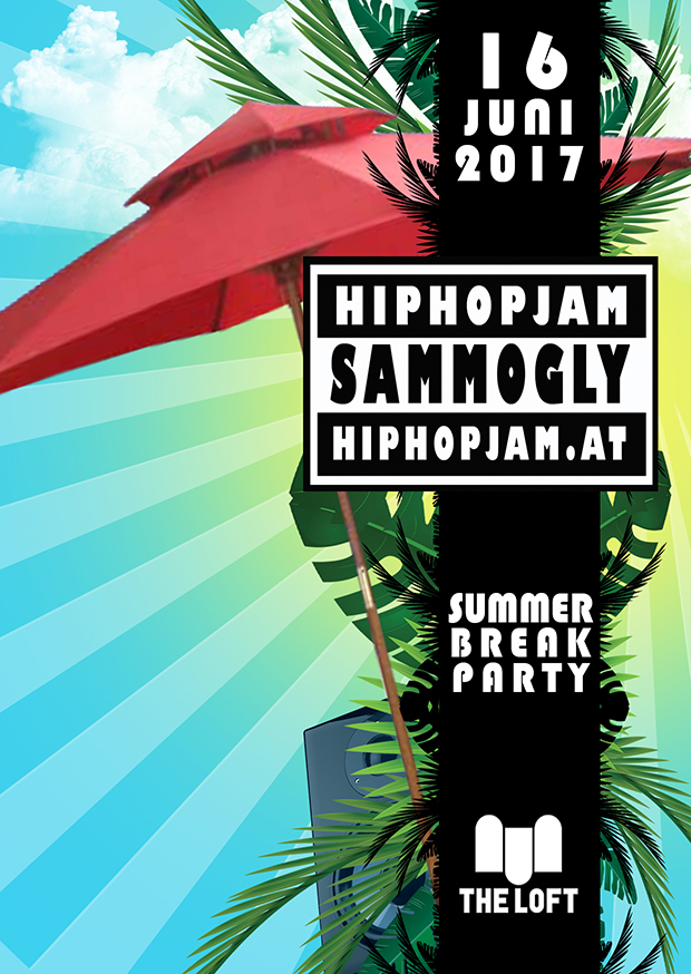 HipHopJam Summerbreak 1