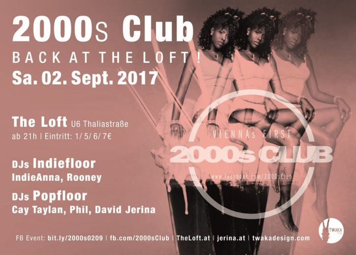 2000s Club: Back at the Loft! 1