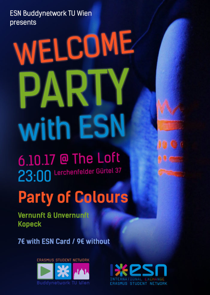 Welcome Party 1