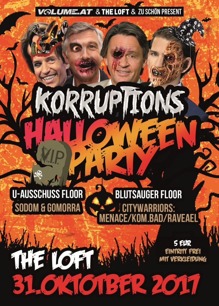Korruptions Halloween Party 1