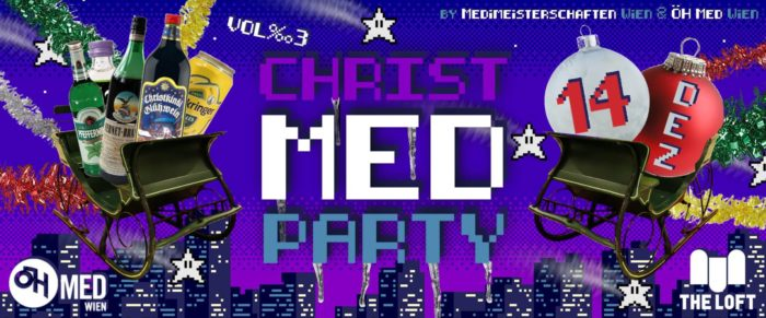 ChristMED Party 1