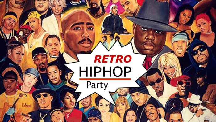 Retro HipHop Party 1