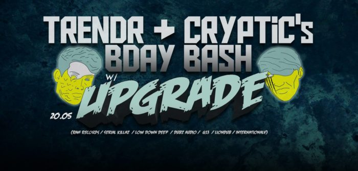 TrendR & Cryptic´s Birthday Bash 1