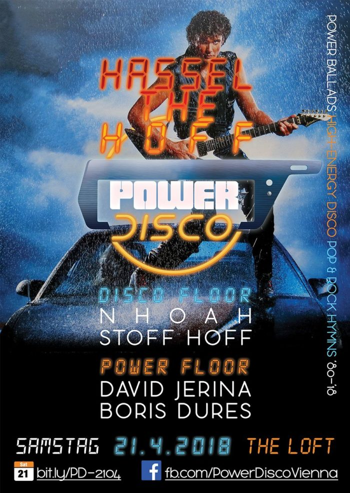 POWER DISCO ϟ 1