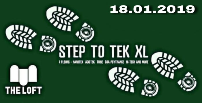 STEP TO TEK XL 1