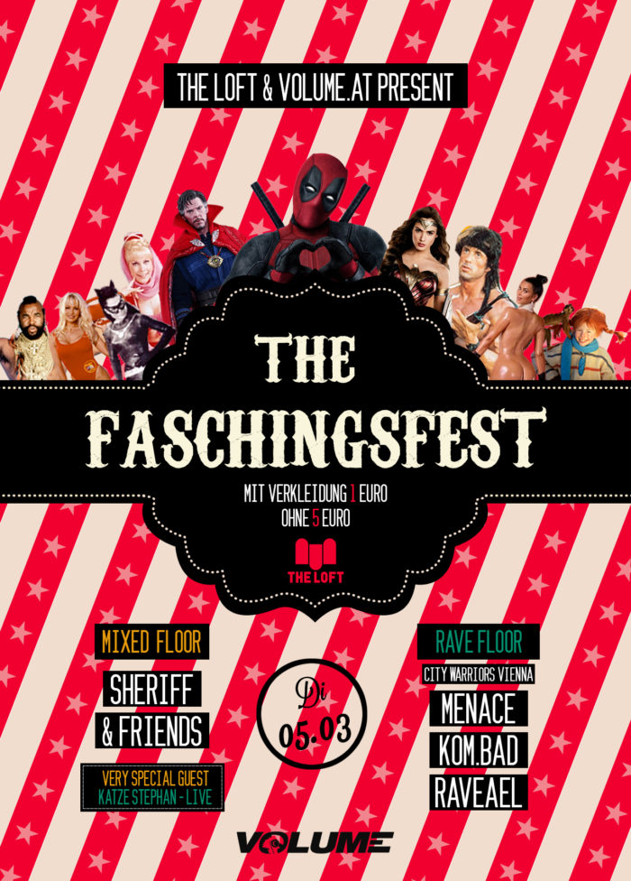 The Faschingsfest 1