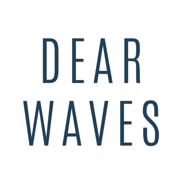 Dear Waves - Live 1
