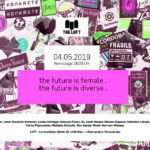 the future is female. the future is diverse. 27