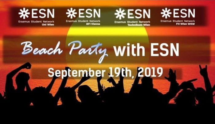 Beach Party with ESN 1