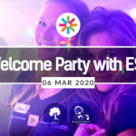 Welcome Party with ESN 4