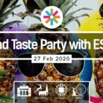 Mad Taste Party with ESN 1